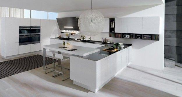 Euromobil Cucine: prezzi e modelli dal catalogo | Kitchen | Cocina ...