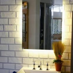 Photo of Bathroom mirror & bathroom mirror