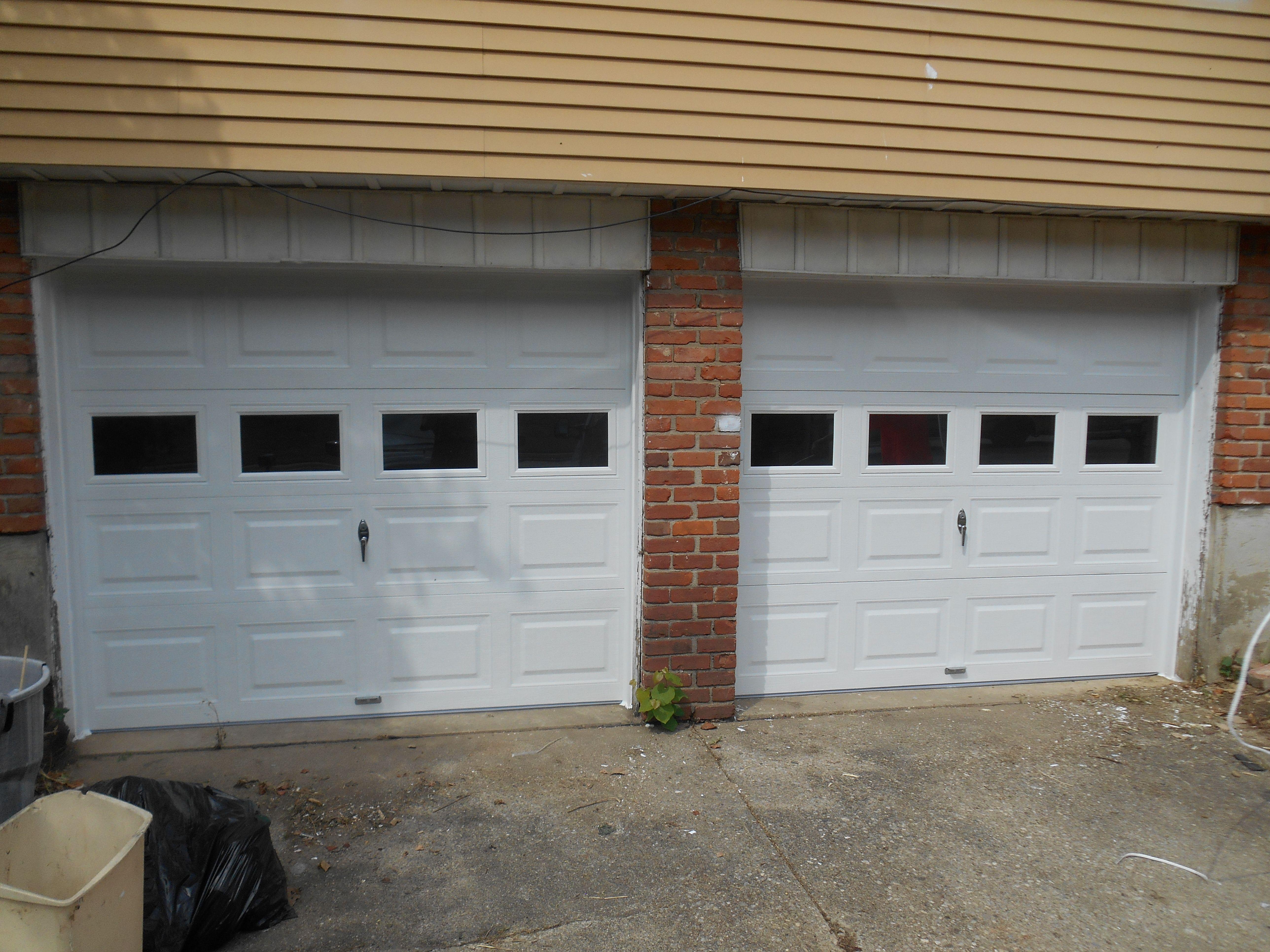 Overhead Door Distributor Teams Up With Local Realtor To Help A Veteran Overhead Door Doors Residential Garage Doors
