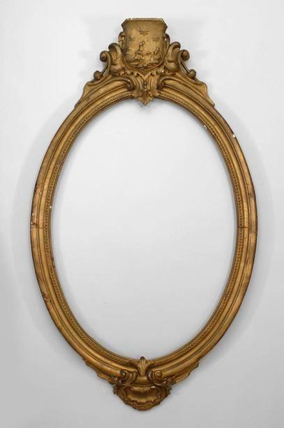 Italian Rococo mirror wall mirror gilt | Rococo in 2018 | Pinterest ...