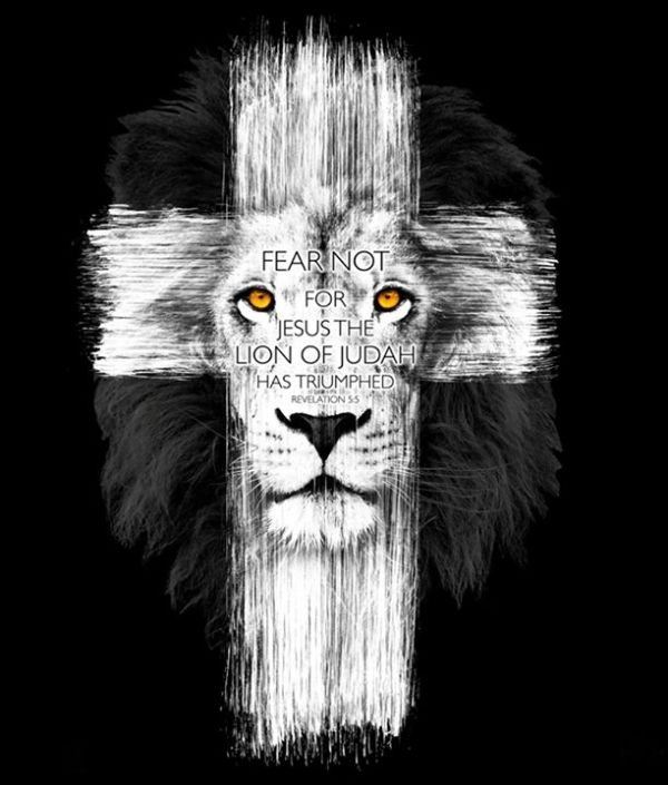 Lion And Cross Tattoo Tattoos Pinterest Lions Tattoo And Tatting