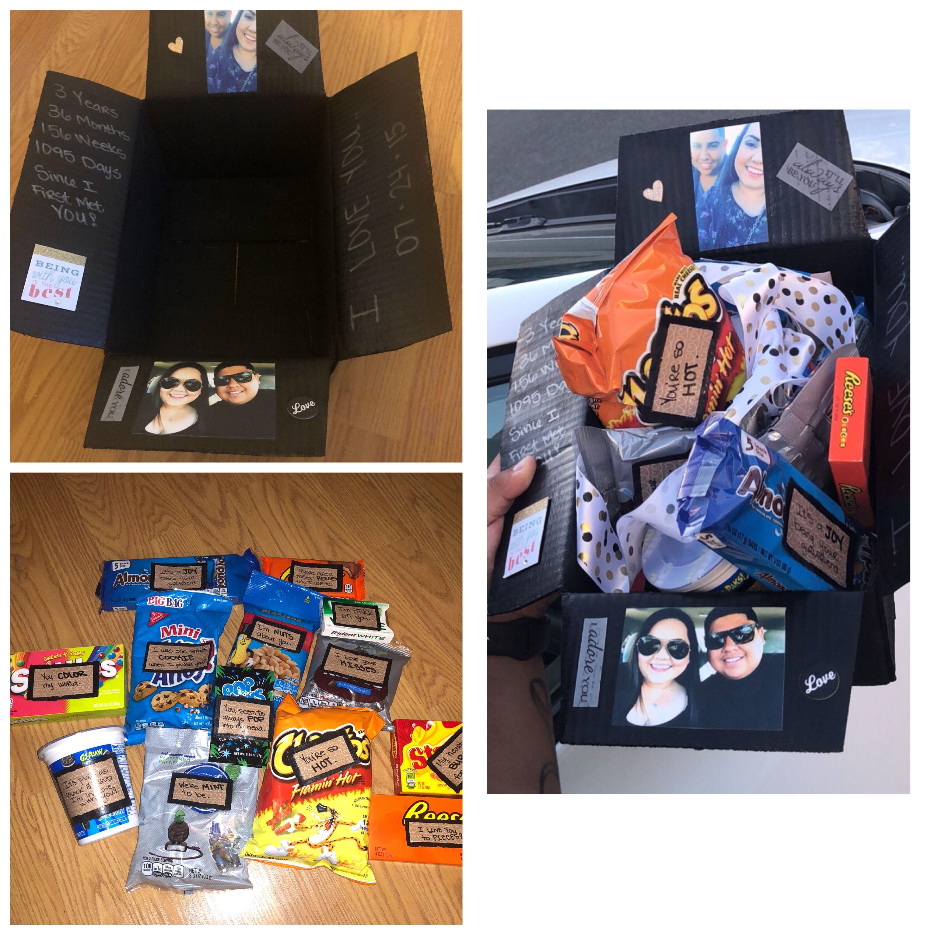 Candy Gift Idea Anniversary gift Boyfriend gift Birthday gift Candy puns  Swe… | Diy gifts for girlfriend, Diy gifts for boyfriend, Birthday gifts  for boyfriend diy