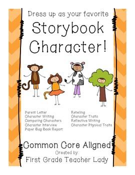 Storybook Character Day Storybook Characters Book Character Day Storybook
