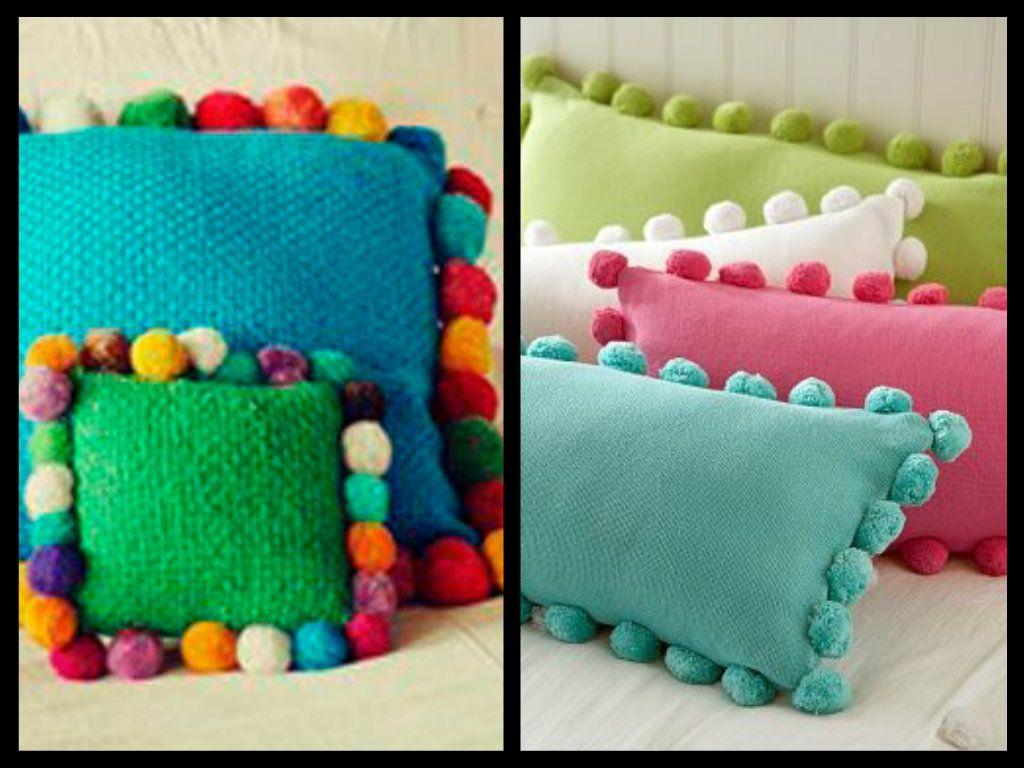 Alfombra pompones buscar con google ganchillo - Como hacer una alfombra de lana ...