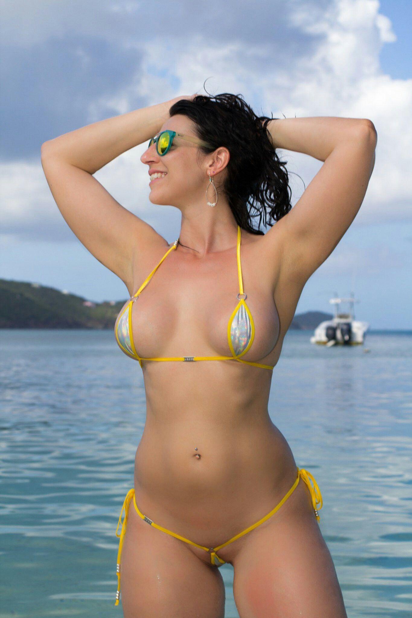 St tropez mini micro bikini beach