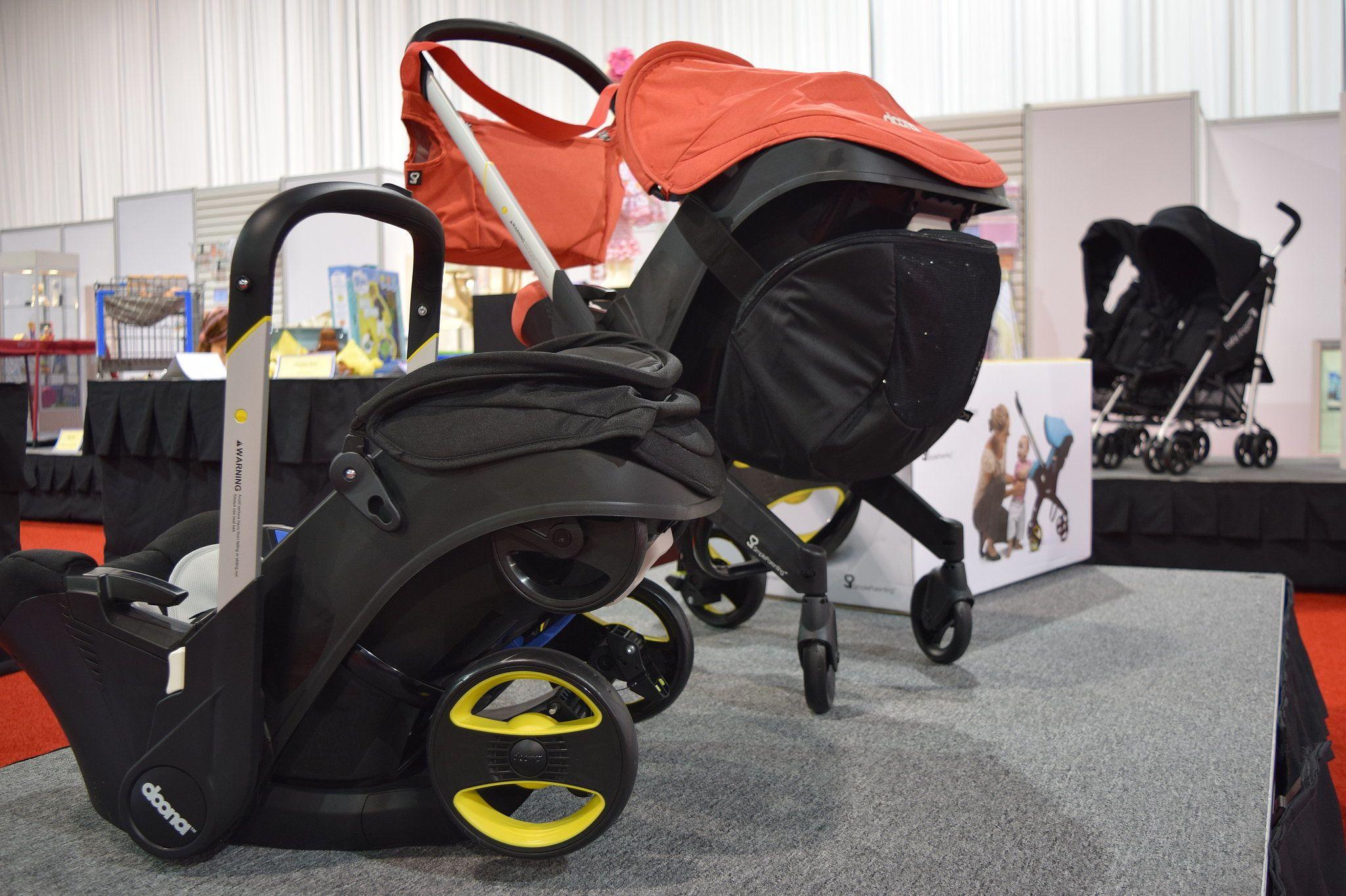 Doona CarSeat Stroller Doona car seat, New baby