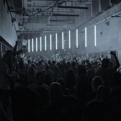 Trouw Amsterdam Club Techno Techno Party Club Design