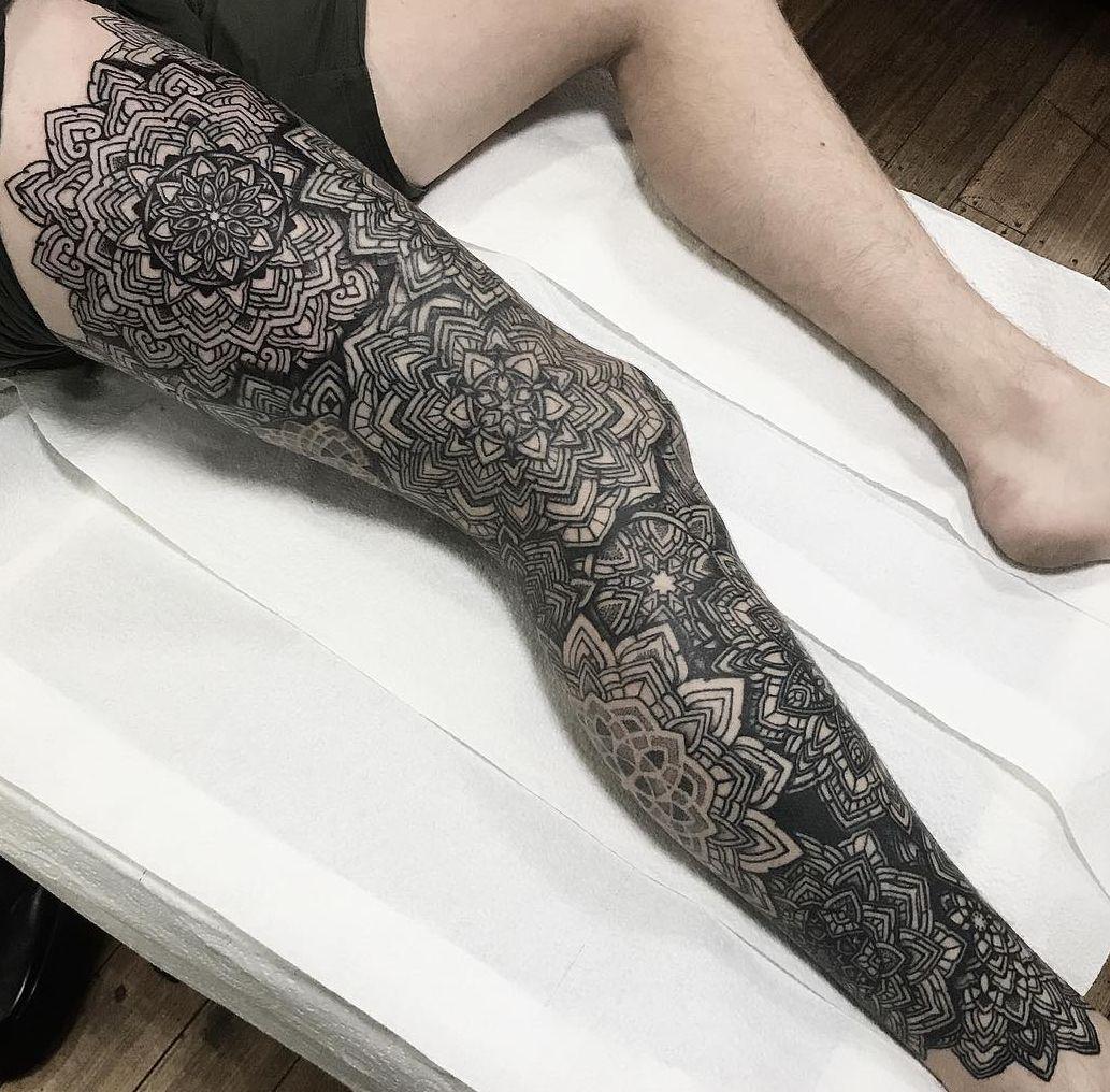50 Of The Most Beautiful Mandala Tattoo Designs For Your Body Soul Mandala Tattoo Design Mandala Tattoo Leg Sleeve Tattoo