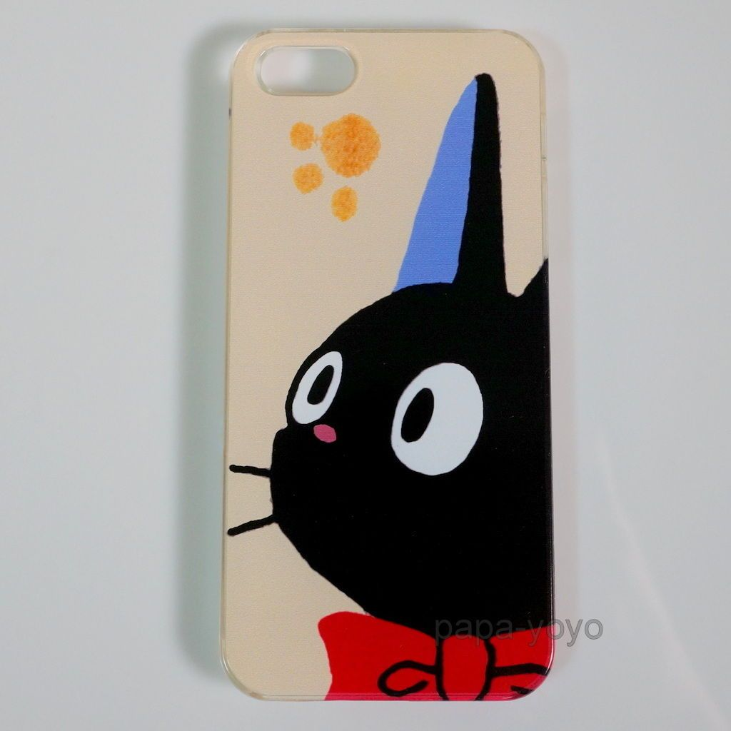 Kiki's Delivery Service Kiki jiji Hard Case iPhone 4 4S 5 5S 5c