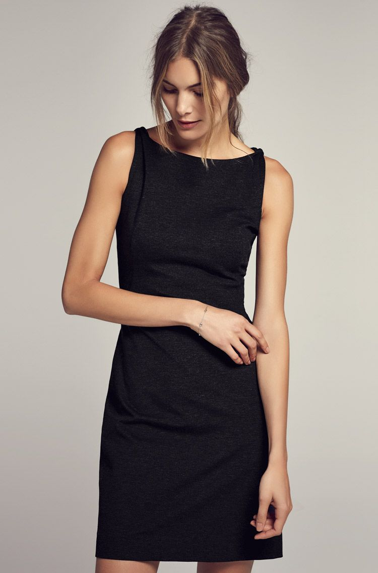 f349ab1175 Black Work Dresses  9 Options for the Office and Beyond
