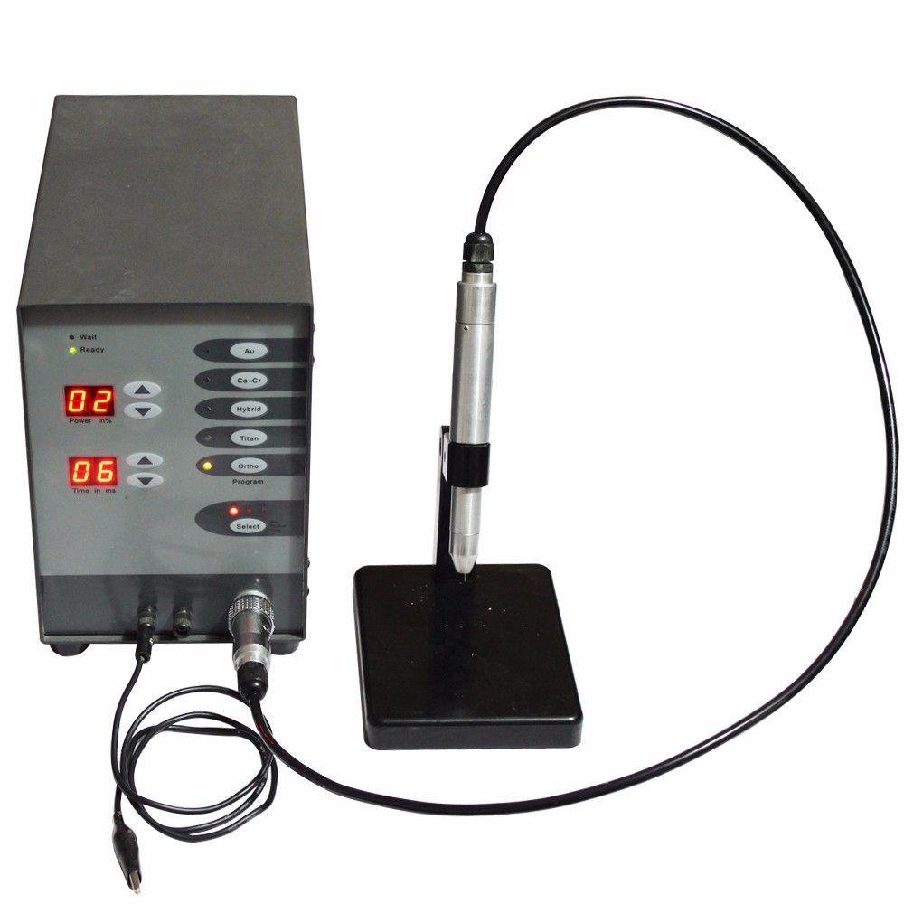 New Automatic CNC Spot Welder Pulse Argon Arc Jewelry Repair Spot Welding Solder