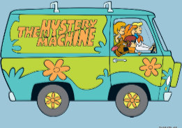 The Mystery Machine Right Side Laptop Sleeve Mystery Machine Van Scooby Doo Mystery Scooby Doo Tattoo