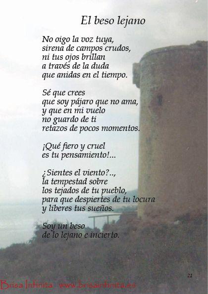 El beso lejano.. Libro Ansiedad www.amazon.com/author/bernaberamirez