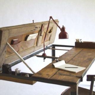 Workin It 15 Diy Desks You Can Build Door Desk Rustic Desk
