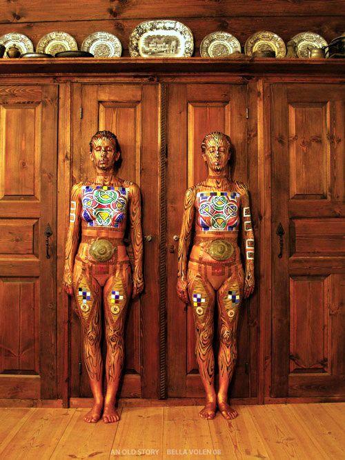 "body painting  gallery - amazing fine art body painting, ""körperbemalung"", Bella Volen, old wood, human transformation, бодипейнтинг"