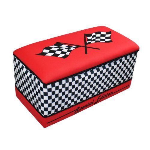 Newco Race Car Toy Box