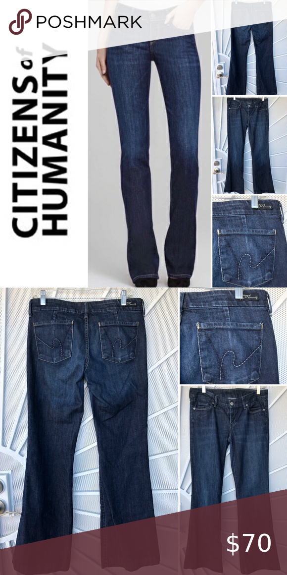💖FAYE Anthropologie CITIZENS of HUMANITY size 29 💖Anthropologie CITIZENS of HUMANITY Faye #003 full leg low waist stretch. Size 29 jeans 💝All of my items are New or Like new. Smoke free, pet free and hand picked for my boutique. 👗👚👖make sure to check out the rest of my closet and ♥️ Like all of the items you're interested in. ➕🛍 add them to your bundle for a extra discount and to save on shipping. 📦. Plus get a free gift 🎁with all bundle purchases of 2 or more items. Anthropologie Jeans