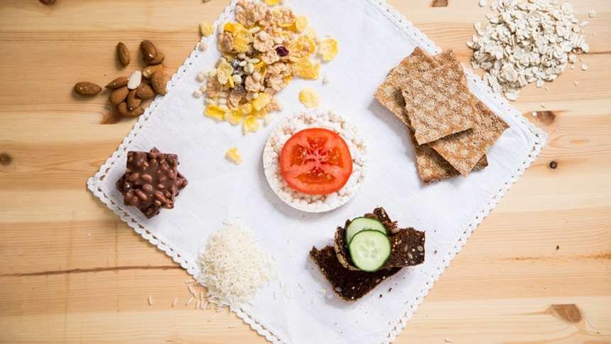 Gluteeniton ruokavalio - valitse viljoja valikoiden
