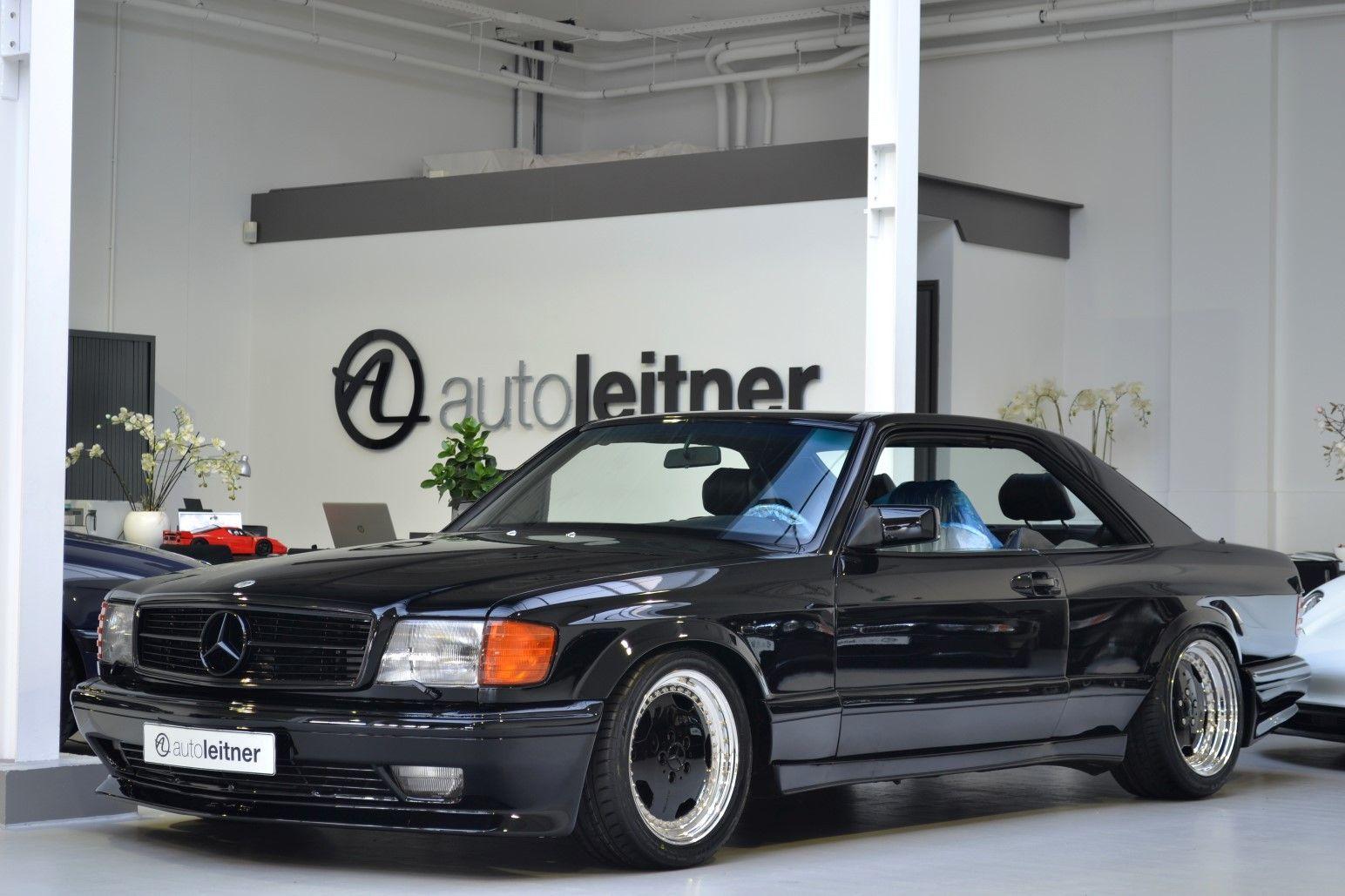 mercedes benz 500 sec amg mercedes classic cars pinterest mercedes benz 500 mercedes benz. Black Bedroom Furniture Sets. Home Design Ideas