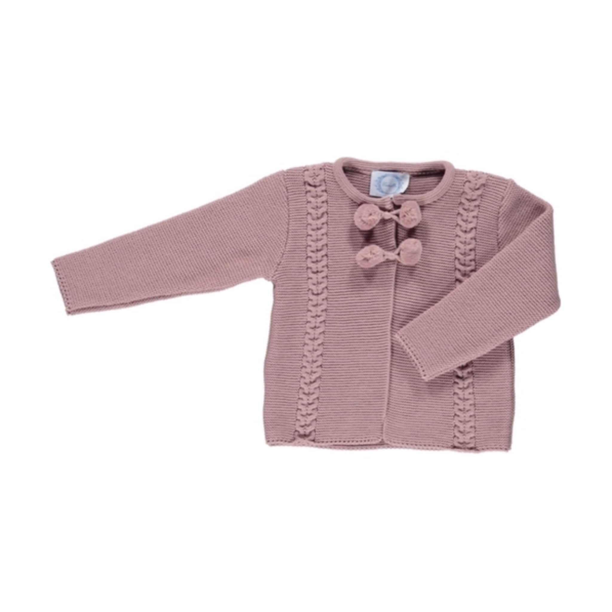 Tricot Cardigan | Camellia at @Kide