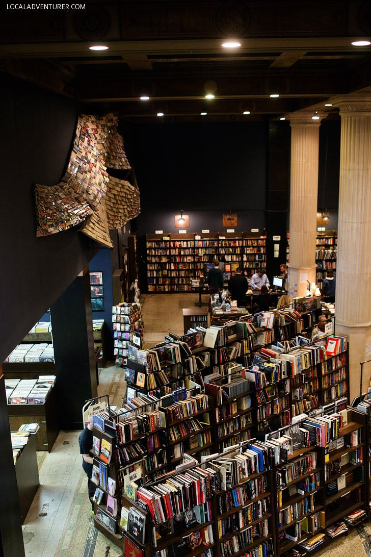 The Last Bookstore Los Angeles Coolest Bookstore In America The Last Bookstore Bookstore Los Angeles