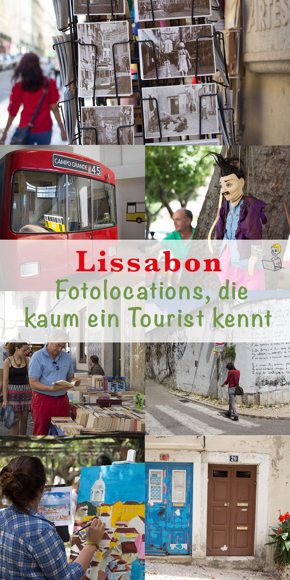 Lissabon: die besten Foto-Locations, die kaum ein Tourist kennt #bestplacesinportugal
