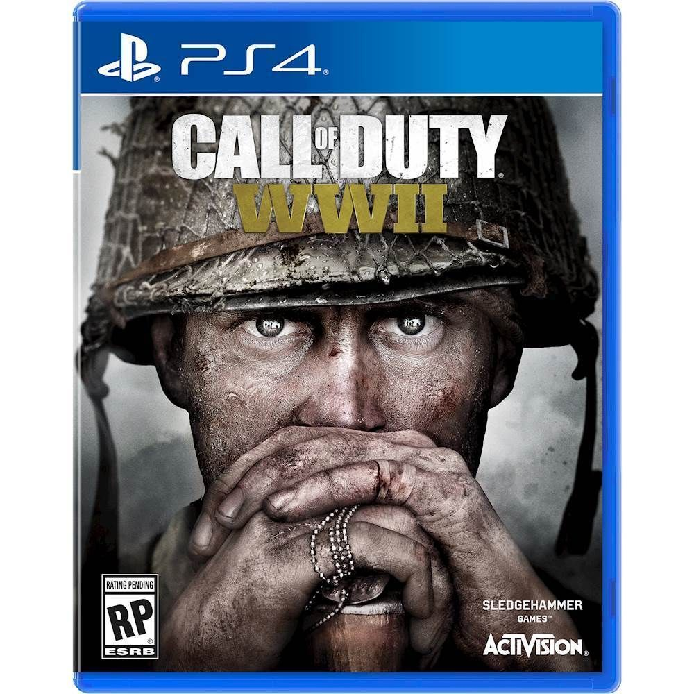 just added to playstation 4 on best buy call of duty wwii playstation 4 playstation4