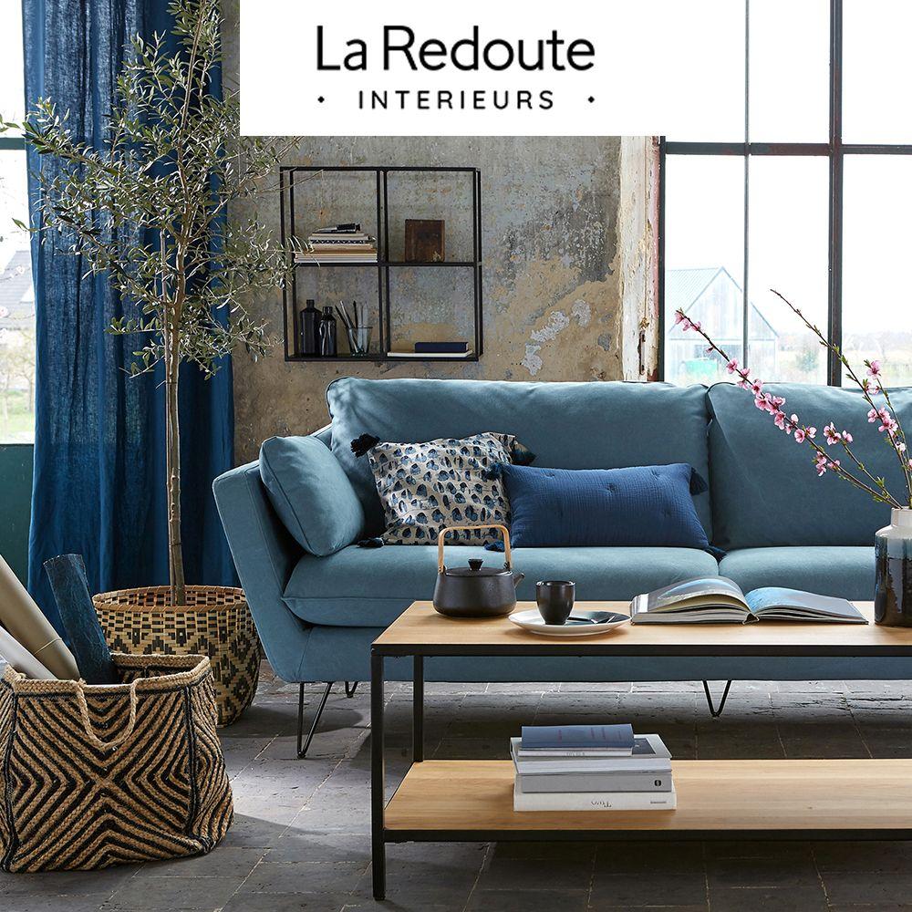 Decouvrez La Tendance Indigo Factory Table Basse Rectangulaire Mobilier De Salon Deco Maison