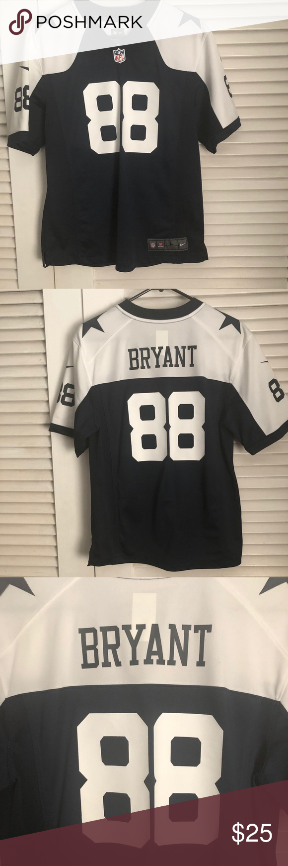 Dez Bryant Thanksgiving Dallas Cowboys Jersey Dez Bryant Thanksgiving Dallas Cowboys Jersey In Excellent Condition Nike Other #dezbryantjersey
