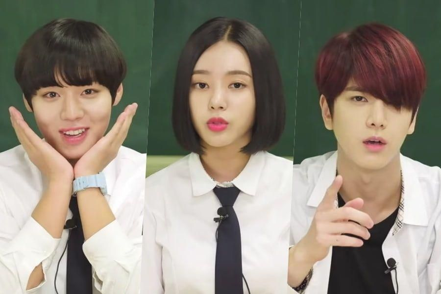 "Watch: Park Ji Hoon, Lee Ruby, The Boyz's Younghoon, And More Introduce Their Characters In ""Love Revolution"""