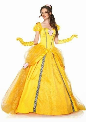 4f41931a86 Costume Ideas for Women  How to Dress Up as Princess Belle (Disney s Beauty  and the Beast)
