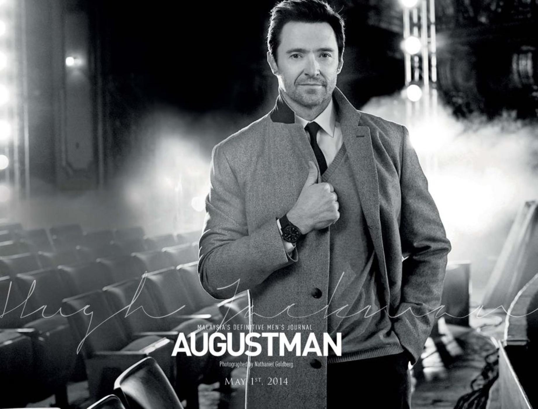 Hugh Jackman Augustman Hugh Jackman Jackman Male Magazine