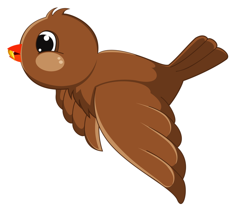 Картинки птички для детей