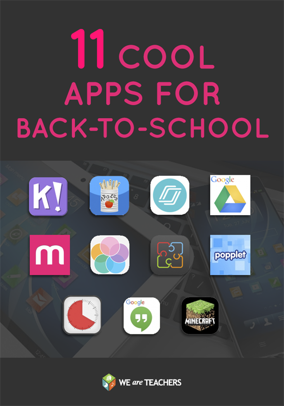 11 Cool Apps for BacktoSchool School reviews, App and