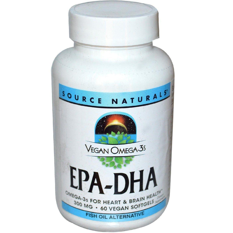 Amazon Com Vegan Omega 3 Supplement Marine Algal Source Of Epa Dha Fatty Acids For Joint Support Omega 3 Supplements Fish Oils Supplements Supplements