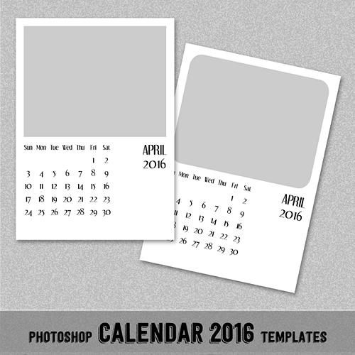 calendar template 2016 photoshop it s indesign calendar template