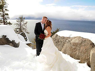 High Mountain Weddings Lake Tahoe All Inclusive Wedding Elopement Packages Outdoor
