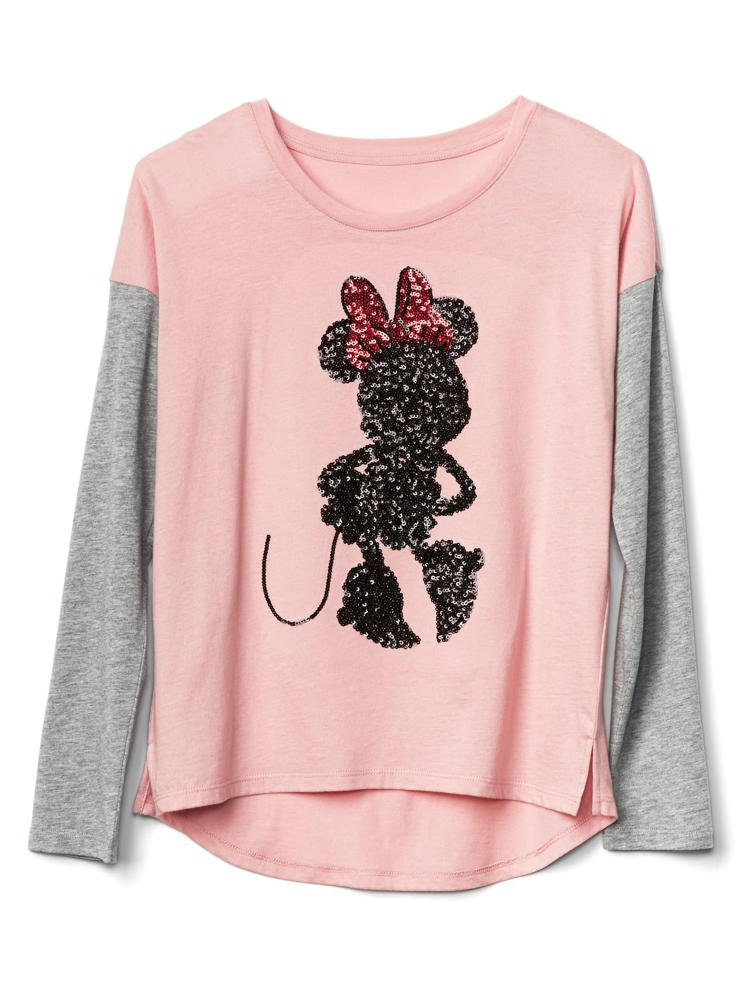 8c7edf72670c6 Kids Clothing: Girls Clothing: new arrivals. GapKids | Disney Minnie Mouse t -shirt