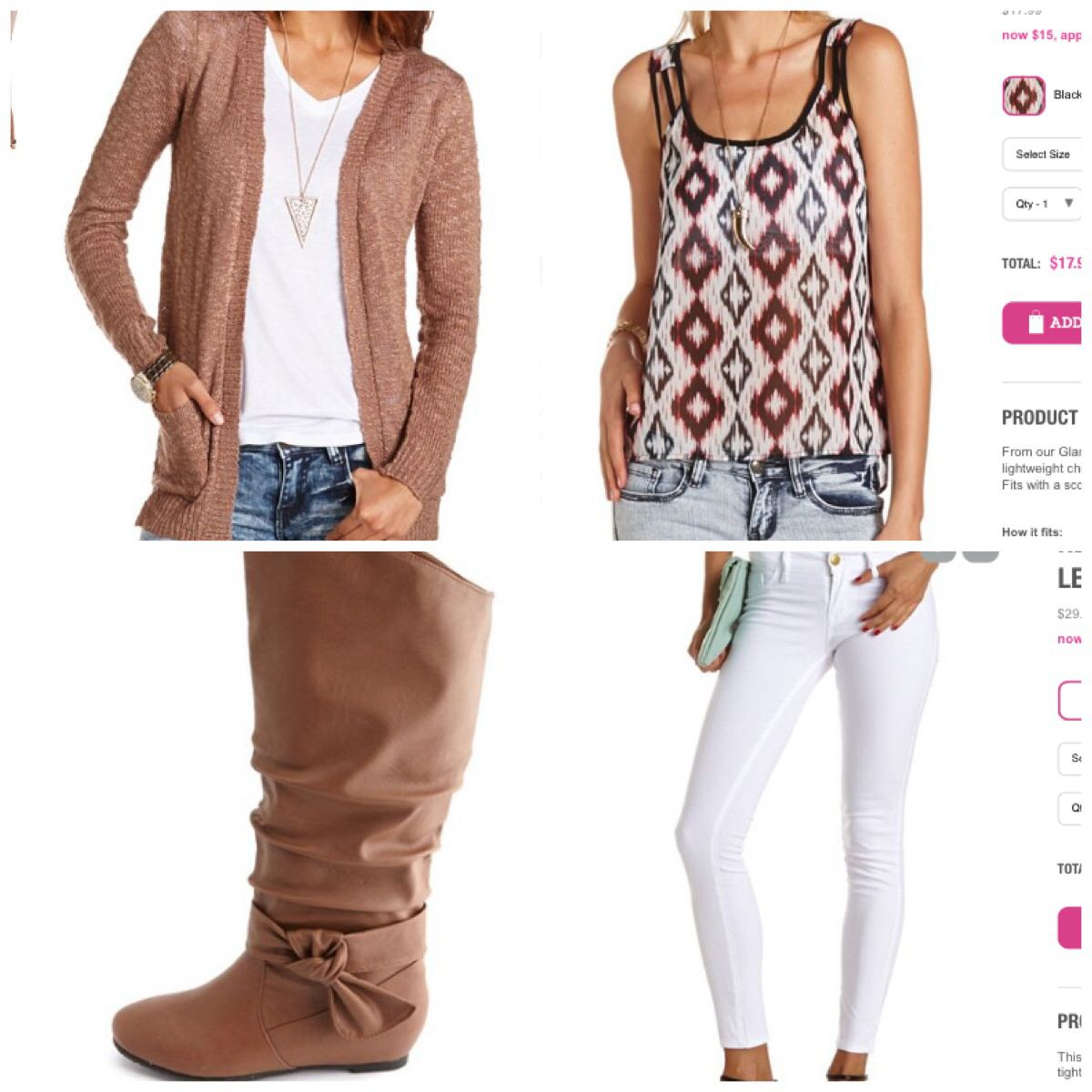 Cute teen fall outfit. | Clothes