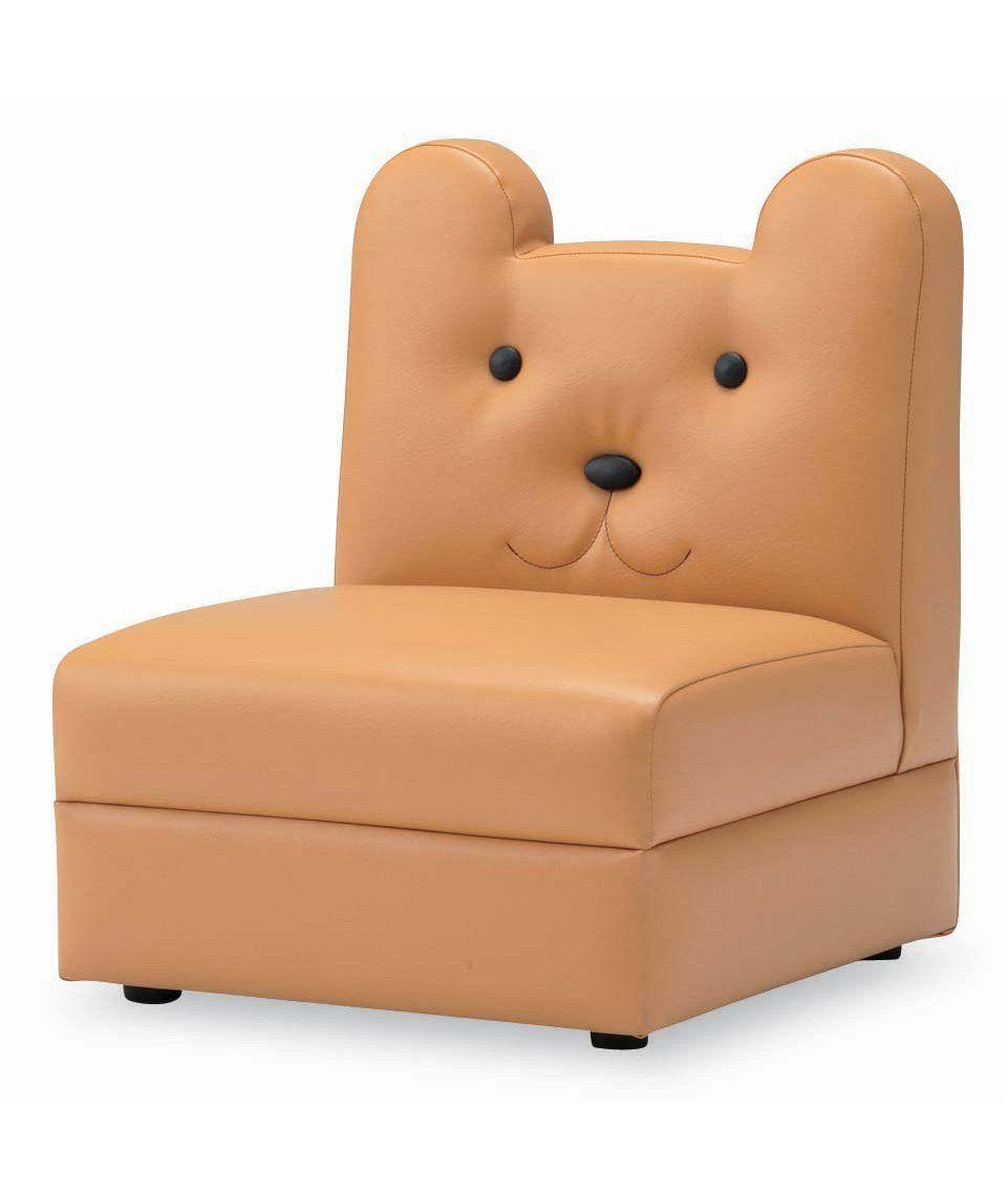 Childrens Sofa Bear Safty Made In Japan