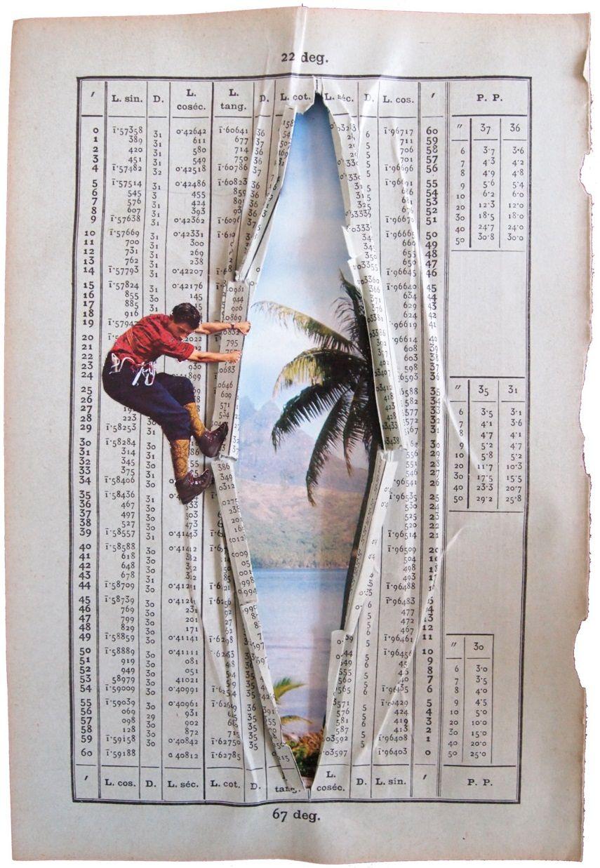 Erwan Soyer On Tumblr Arte De Collage Lecciones De Arte Cuadernos De Bocetos