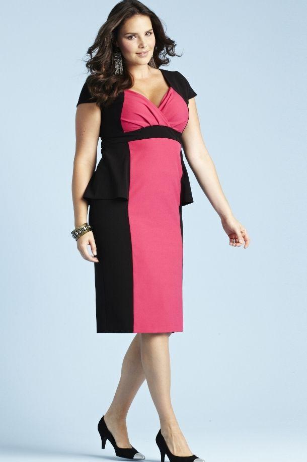 10 Flattering Dresses For Plus Sized Women Careerjob Attire