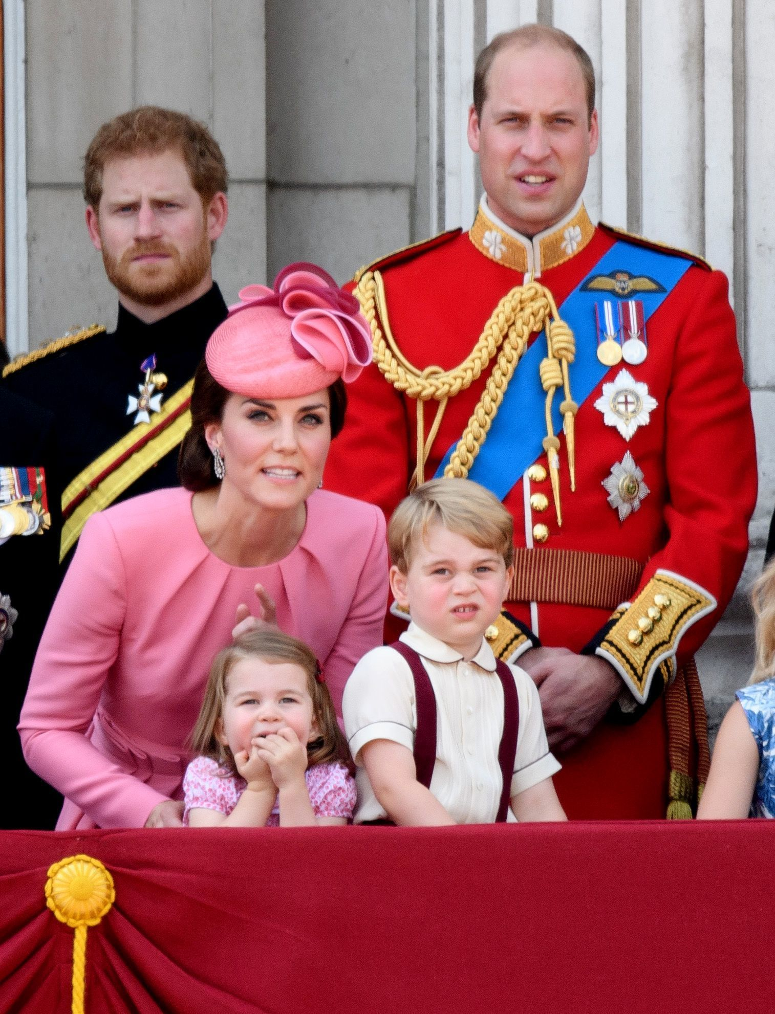 Take a look back at the royal family's most memorable moments of the year...