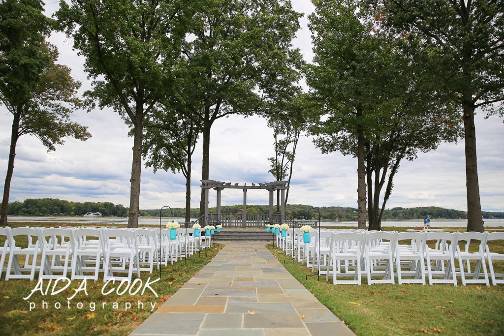 Photo By Aida Cook Photography Venue The Ospreys At Belmont Bay
