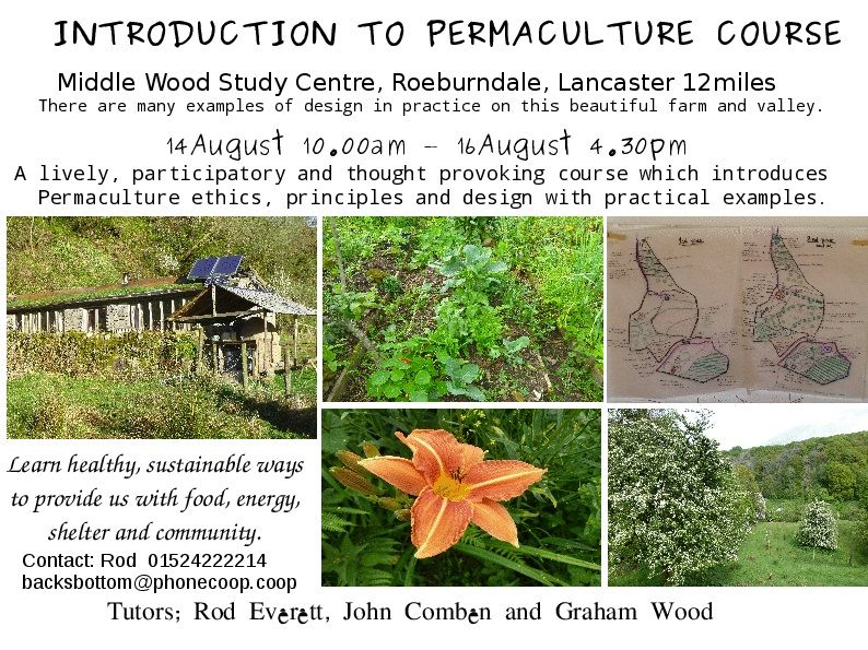 Introduction to Permaculture | Graham Wood | LinkedIn
