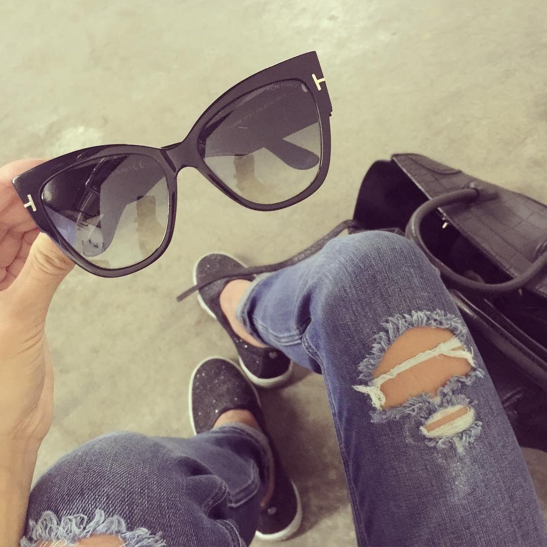 c3ed5de5a9 Shop the Tom Ford Anoushka sunglasses online   www.sunglassavenu...  worldwideshipping webshop