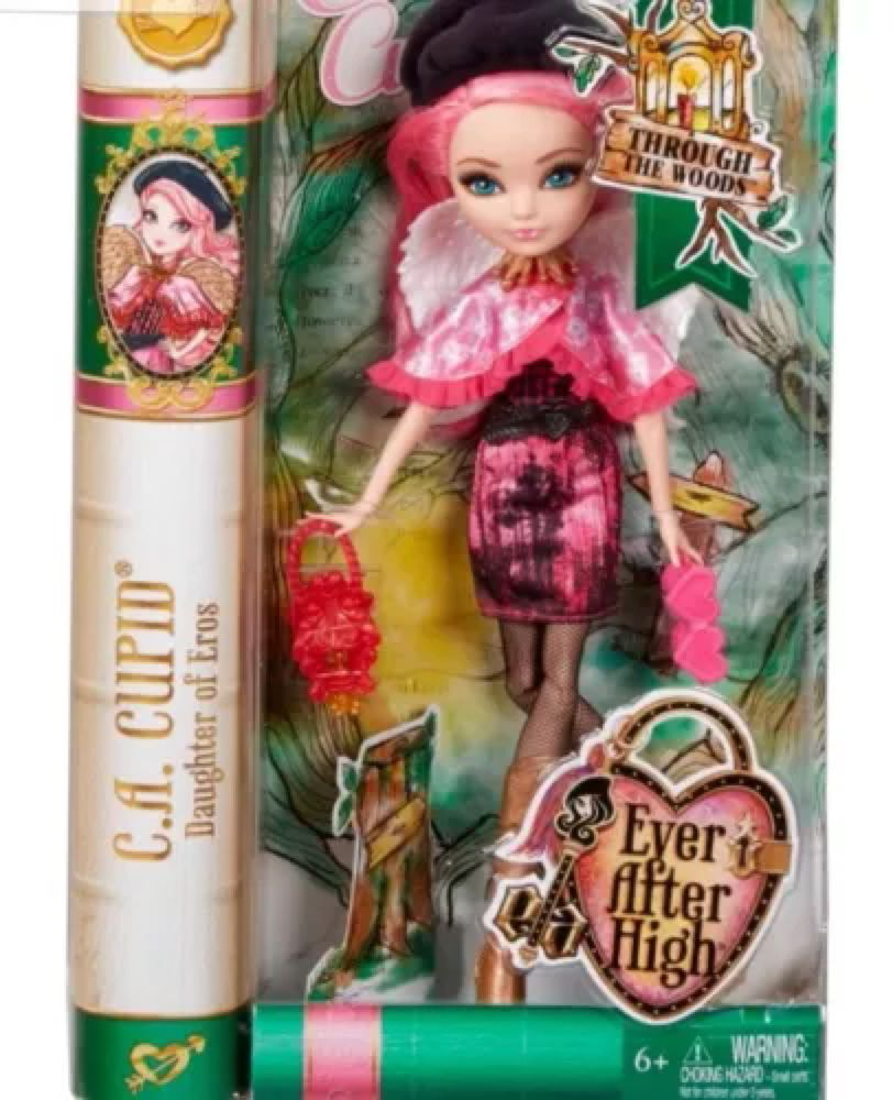 EVER AFTER HIGH DOLL ACCESSORIES FIRST 1ST CHAPTER MELODY PIPER BLACK BRACELET