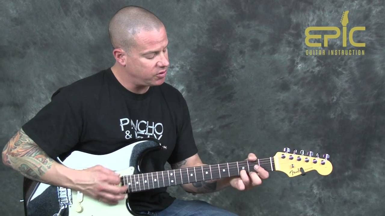 Learn Van Halen Summer Nights Electric Guitar Song Lesson Sammy Hagar Wi Guitar Songs Guitar Van Halen