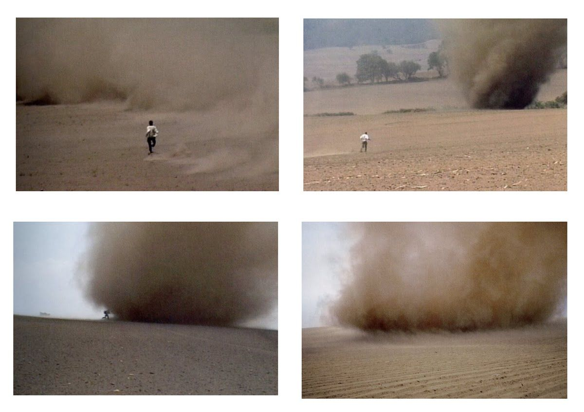 Francis Alys Tornado 2000-present