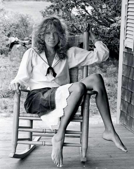 Nackt  Carly Simon See Audrey